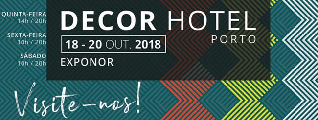 DECOR HOTEL 2018