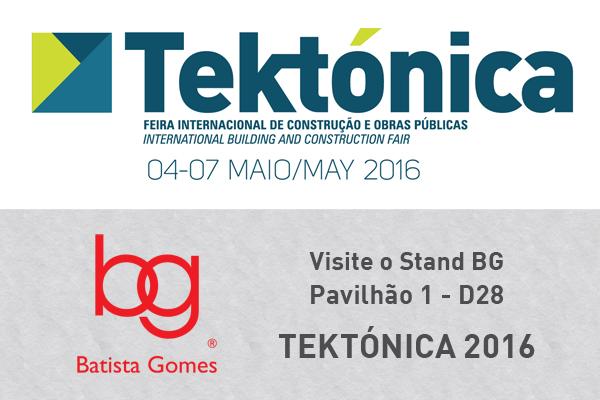 TEKTÓNICA 2016 _ STAND BG