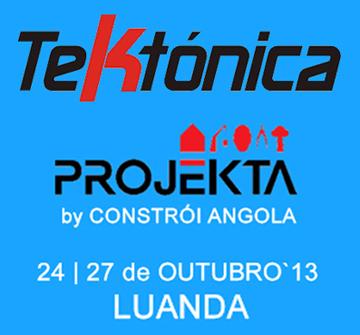 Batista Gomes na Projekta Angola 2013