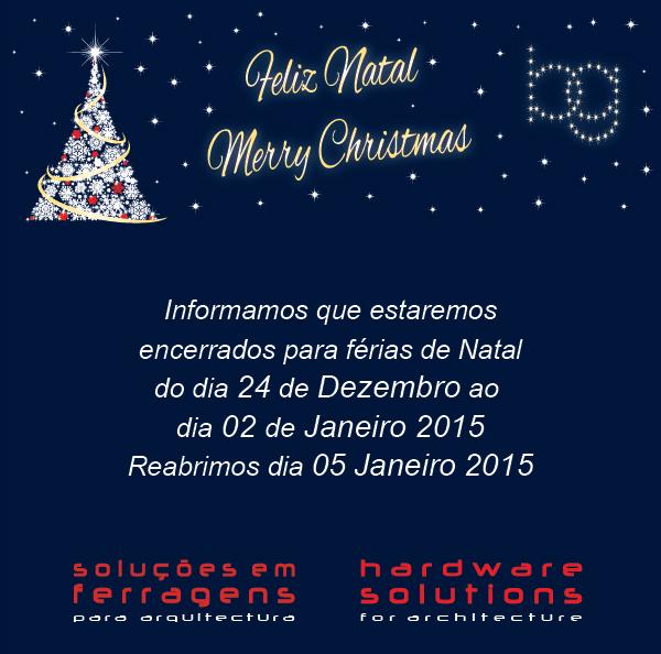 F�rias Natal 2014