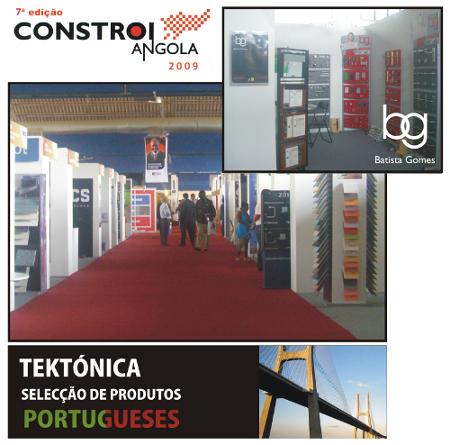 Constrói Angola 2009