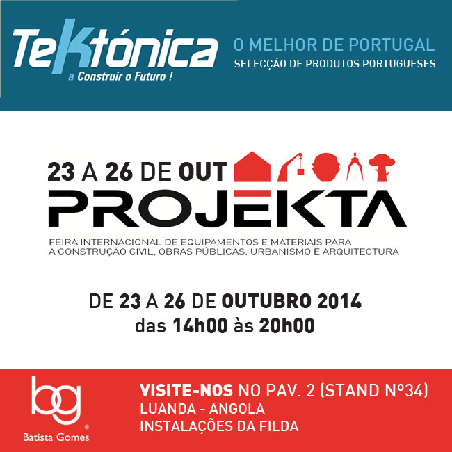 Projekta Angola 2014