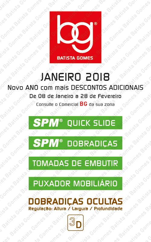 Batista Gomes - JANEIRO 2018 - NOVO ANO COM MAIS DESCONTOS ADICIONAIS