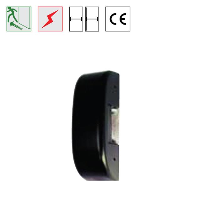 Testa elétrica sobrepôr para série ISEO / IDEA BASE e PUSH