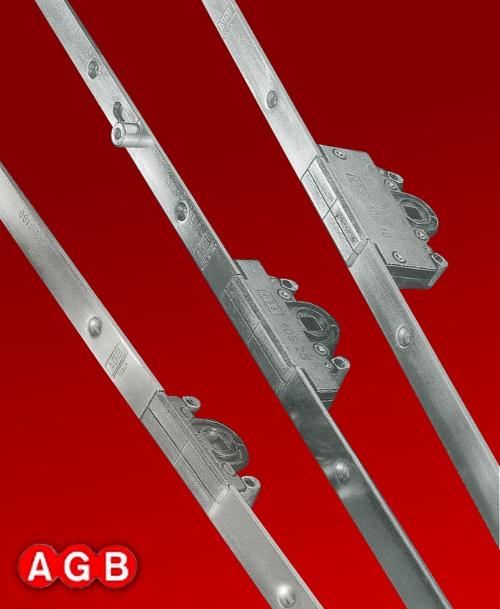Batista Gomes - CREMONES EMBUTIR - TOP - Cremones embutir para janelas ou portas madeira ou madeira+alumínio