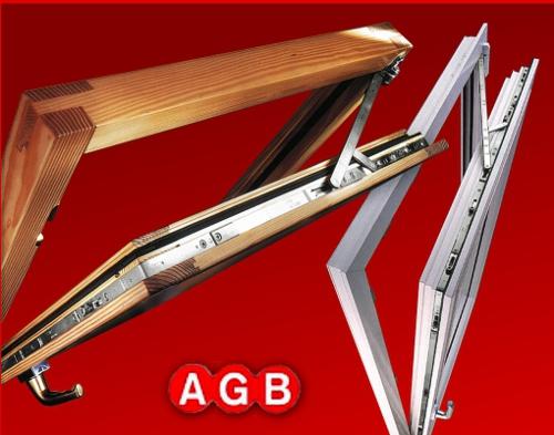 Batista Gomes - OSCILOBATENTES - TESI 2000 - Sistemas oscilobatentes para janelas madeira, madeira + alumínio ou PVC