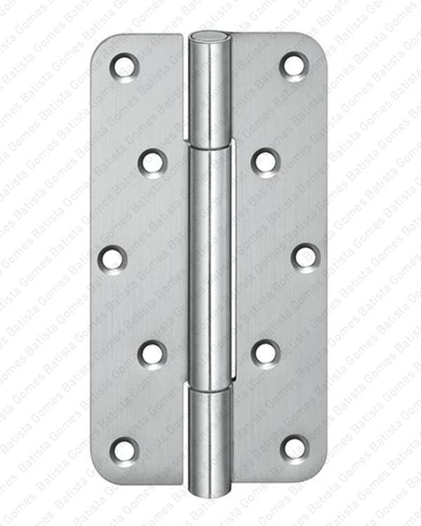 Batista Gomes - D.VN.2929.160 PLANUM | SIMONSWERK - Dobradiça VARIANT VN para portas pesadas até 160Kg - INOX 304