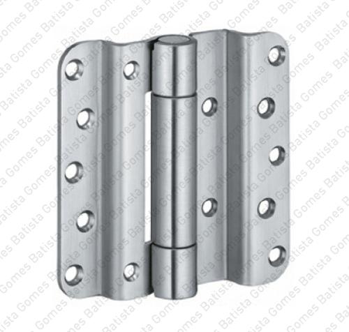 Batista Gomes - D.VN.5959/120N | SIMONSWERK - Dobradiça VARIANT VN para portas pesadas até 100Kgs - INOX 304