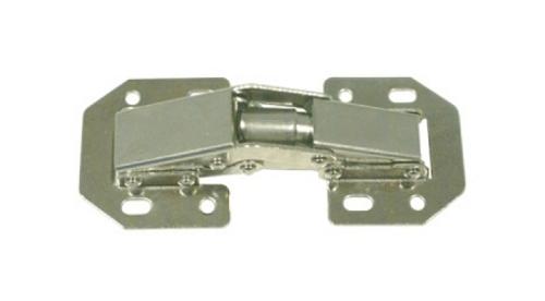 Batista Gomes - D.657 - Dobradiça para móveis articulada com mola - AÇO