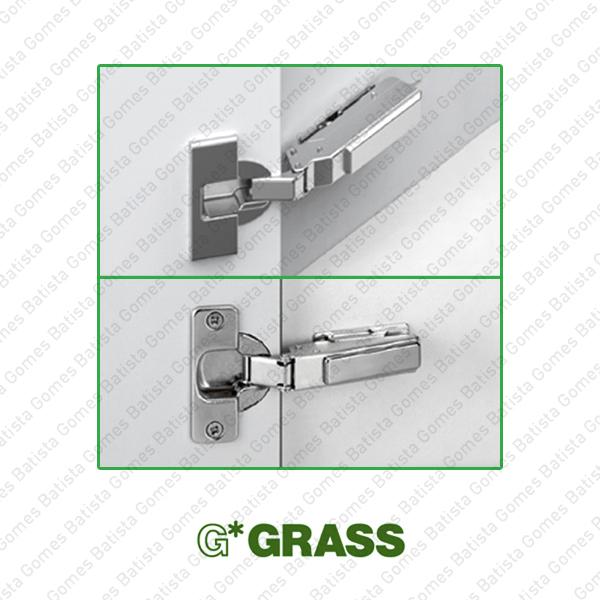 Batista Gomes - TIOMOS / NEXIS - GRASS - Dobradiças copo para mobiliário