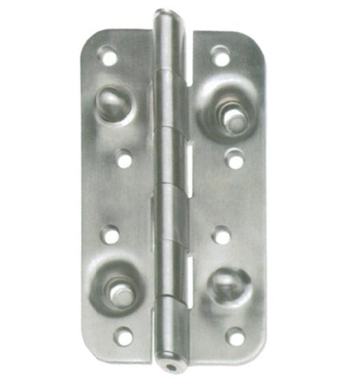 Batista Gomes - DS.571 - Dobradiça segurança fiel / cantos redondos 150x80 - INOX 304