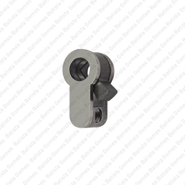 Batista Gomes - CIL.8208.45313 - Acessório adaptador para converter fechadura cilindro europeu em quadra (WC)