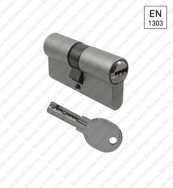 Batista Gomes - NORMA EN1303 - Norma europeia cilindro perfil europeu