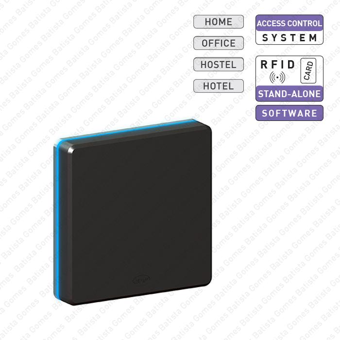 Batista Gomes - CA.204 - Sistema controlo acessos de parede auto-programável com leitor de cartão MIFARE