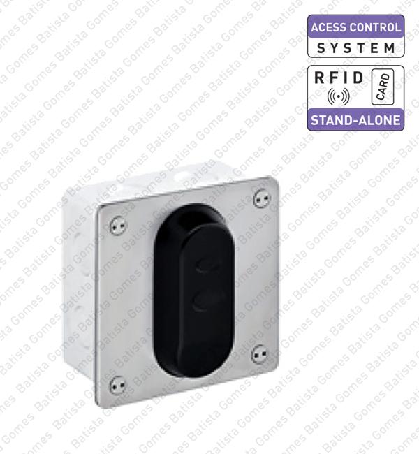 Batista Gomes - CA.28202 - Sistema controlo acessos autoprogramável de parede com cartão proximidade (RFID)
