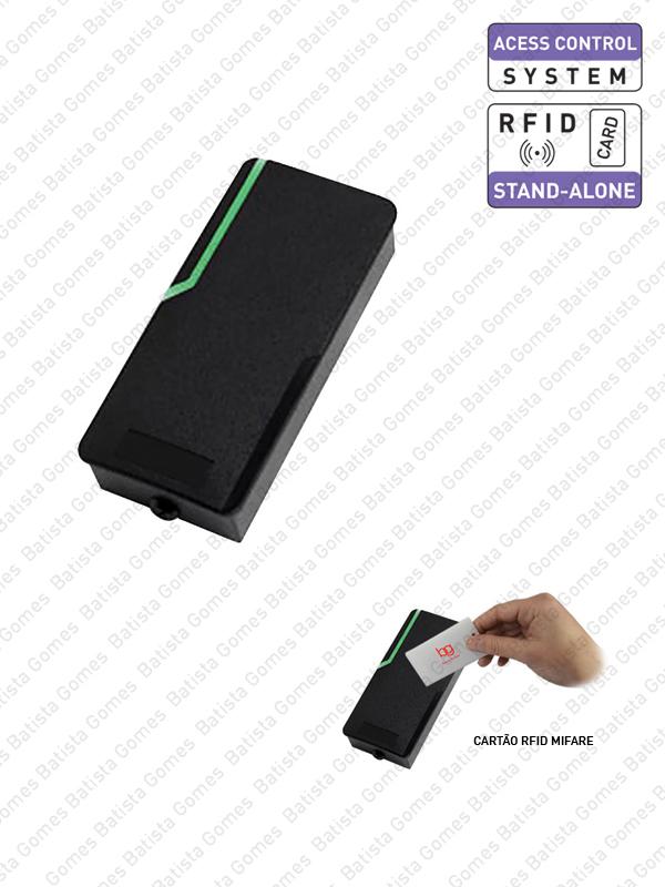 Batista Gomes - CA.6800 - Controlo de Acessos com cartão de proximidade
