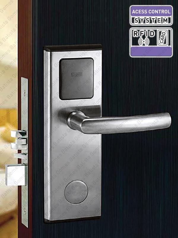 Batista Gomes - CA.CLASS RFID - Sistema gestão controlo de acessos para Hotel - cartão proximidade (RFID)