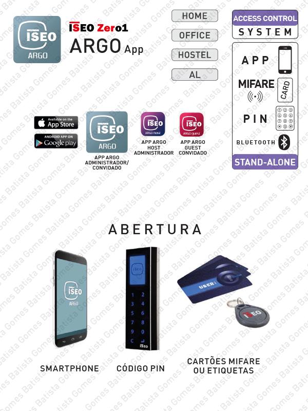 Batista Gomes - SMART ARGO - ARGO App