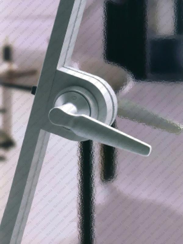 Batista Gomes - F.A.HCS.GD.A763/764 - Sistema HCS - Adaptadores para portas vidro com perfil alumínio