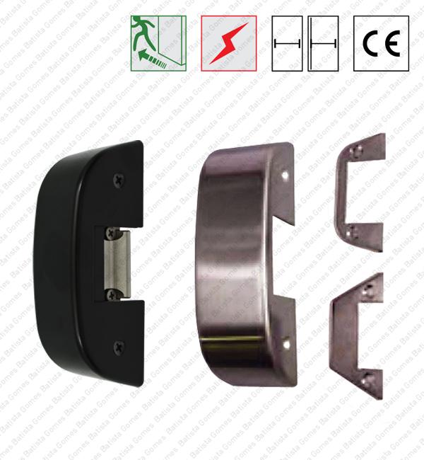 Batista Gomes - FBA.5680.000 / FBA.IN.5680.012 - Testa elétrica com cobertura PVD / Inox para IDEA / BASE INOX
