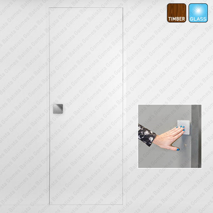 Batista Gomes - SISTEMA TOUCH & OPEN - A nova forma de abrir a porta