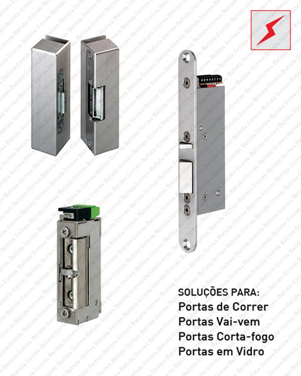 Batista Gomes - T.xxx (outras soluções) - Testas elétricas para portas vai-vem/ portas correr / portas vidro /...