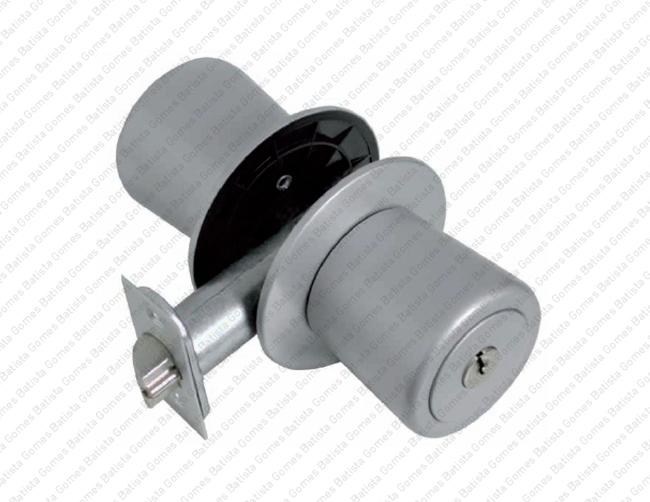 Batista Gomes - F.8703 / F.8704 / F.8705 Série Sofi - Fechadura Tubular Chave/Chave; Chave/Botão; WC e outras opções
