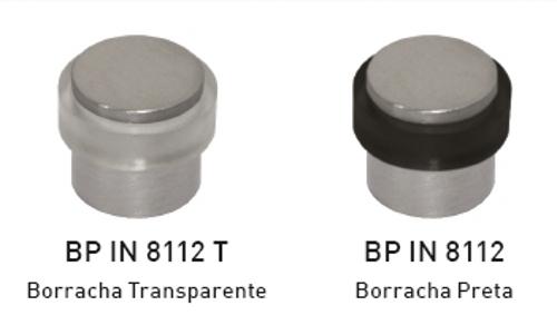 Batista Gomes - BP.IN.8112 - Batente limitador de porta - INOX 304