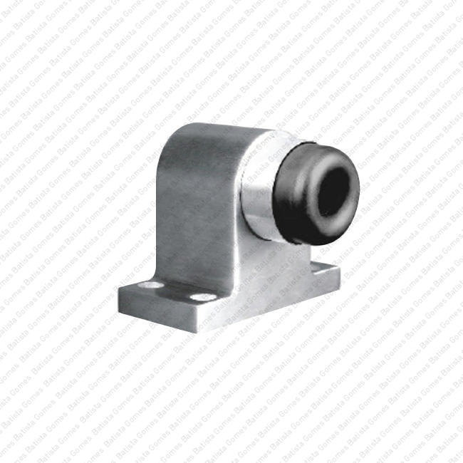 Batista Gomes - BP.IN.8127 - Batente limitador para portas pesadas - INOX 304
