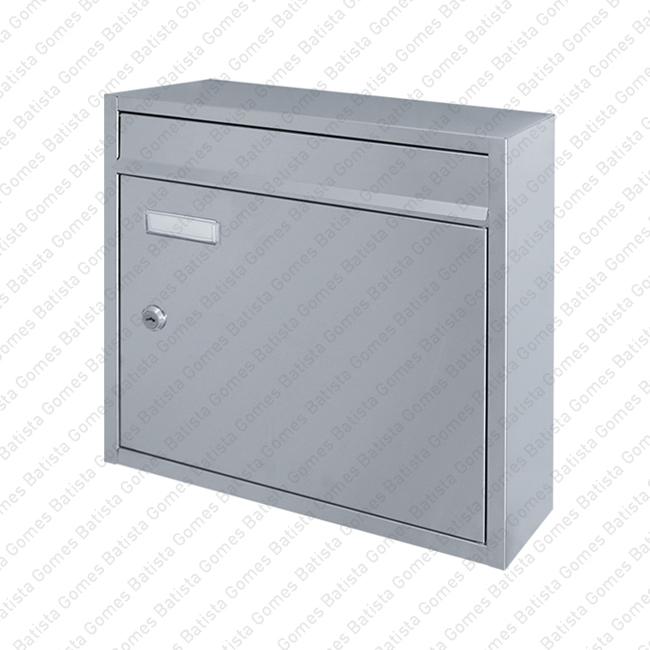 Batista Gomes - CX.4413.1 - Caixa para correio - Inox 304