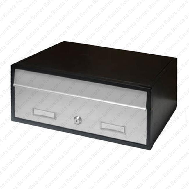 Batista Gomes - CX.4500 / CX.4500.ECO - Caixa para correio - Alumínio