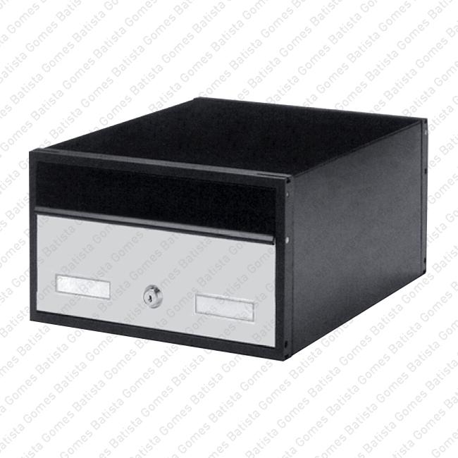 Batista Gomes - CX.4700 - Caixa para correio - Alumínio