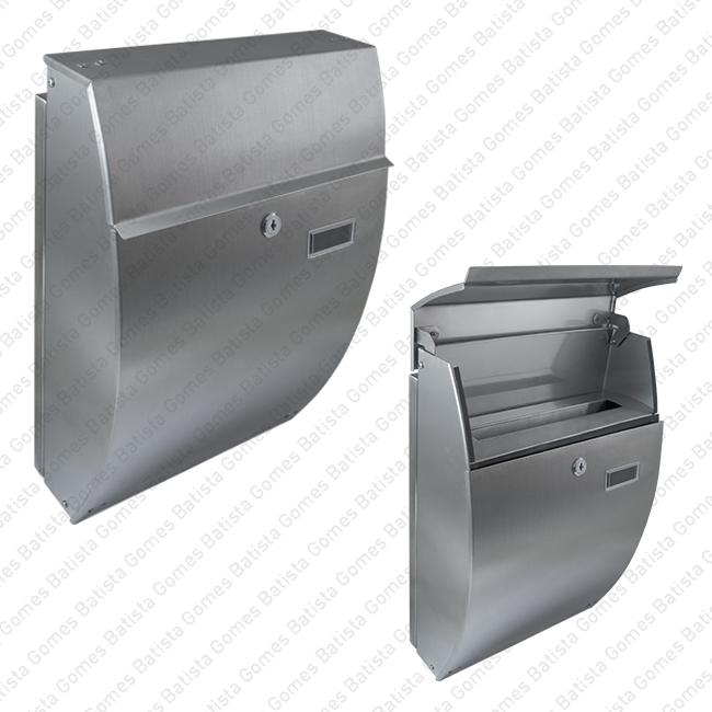 Batista Gomes - CX.IN.4 - Caixa para correio - Inox 304