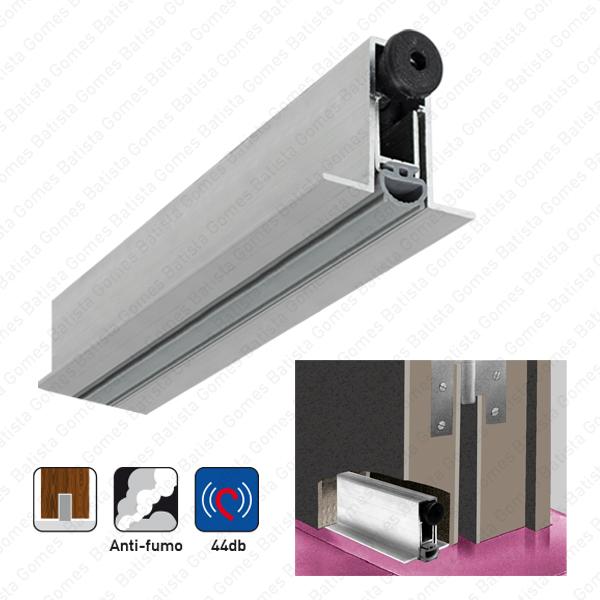 Batista Gomes - VP.2504 - Veda portas encastrável para portas em madeira e metálicas