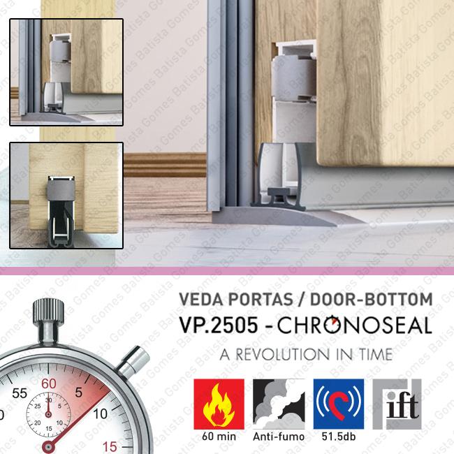 Batista Gomes - VP.2505 - CHRONOSEAL - Veda porta com sistema hidráulico