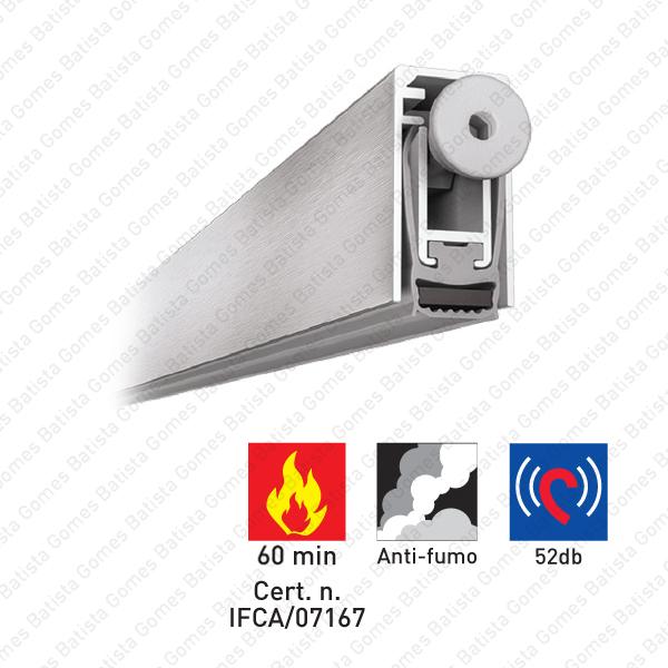 Batista Gomes - VP.2508 - Veda portas encastrável para portas de madeira e metálicas
