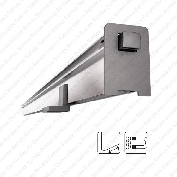 Batista Gomes - VP.2509 - Veda portas encastrável para portas de correr de madeira e metálicas
