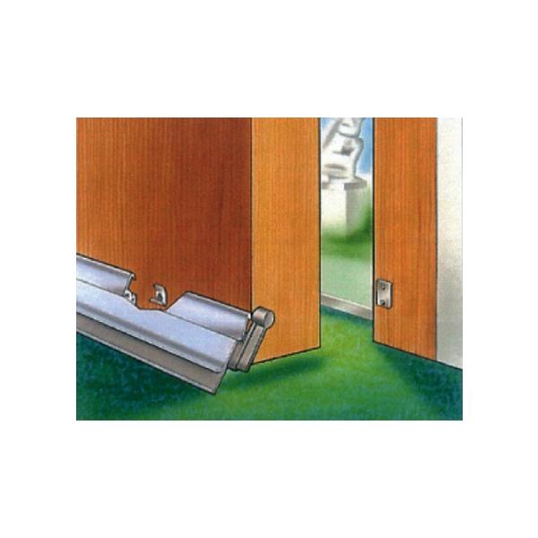Batista Gomes - VP.STM - Veda portas sobrepôr para portas de madeira e metálicas
