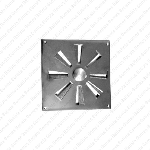 Batista Gomes - V.16 - Ventiladores com regulador INOX / PLASTICO