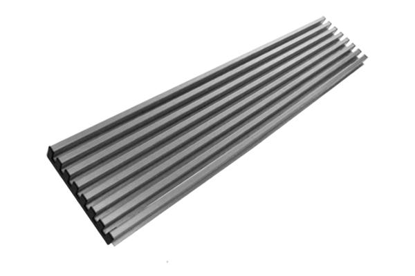 Batista Gomes - V.3041 - Ventilador grelha para forno - ALUMÍNIO / POLIPROPILENO