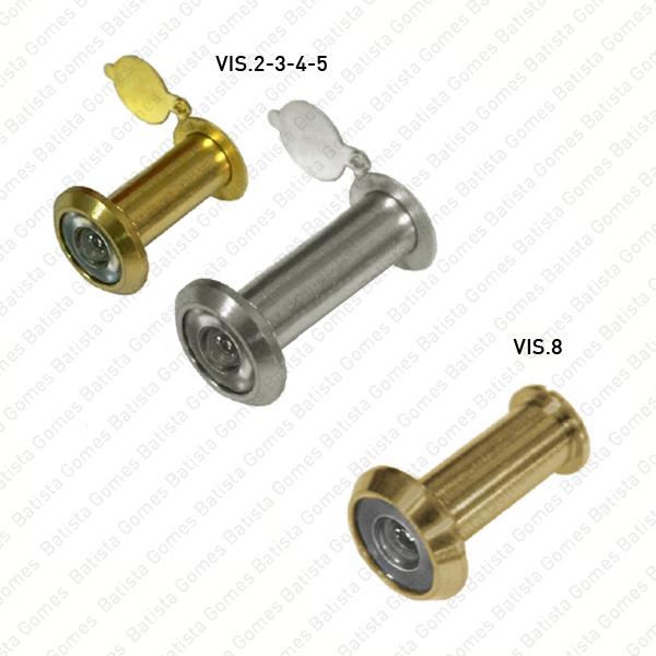 Batista Gomes - VIS.2-3-4-5-8 - Visores para portas com espessuras de 15 a 85mm