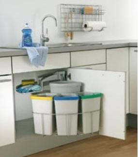 Batista Gomes - BL.47001062 - Baldes ecológico para lixo