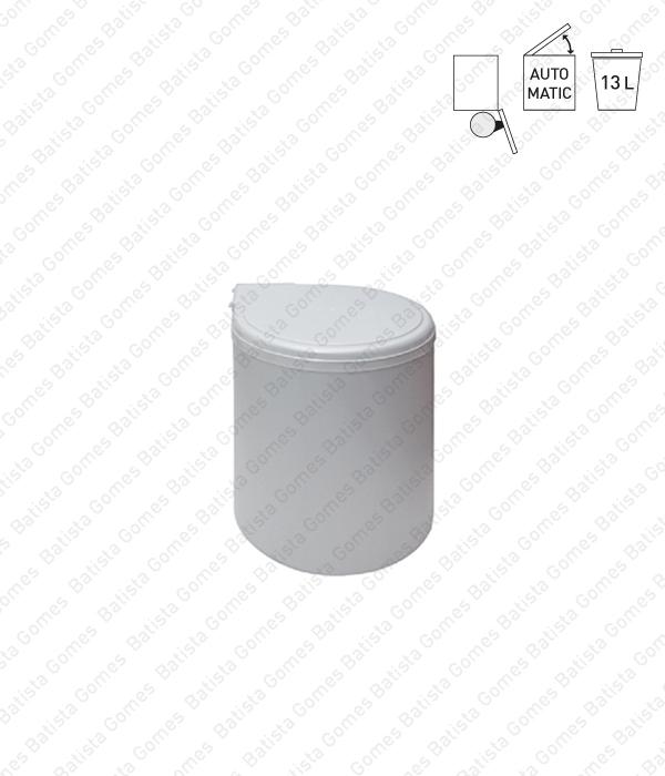 Batista Gomes - BL.270 - Balde para lixo - Porta lateral - Automático - 13L