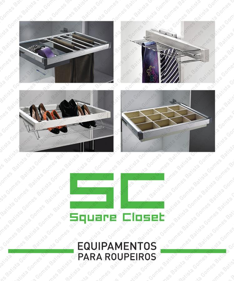 Batista Gomes - SC - Square Closet - Square Closet