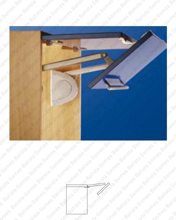 Batista Gomes - CM.3674 - SENSO - Compasso / mecanismo de elevação com amortecedor para portas de armário