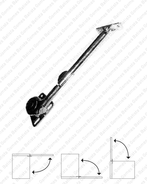 Batista Gomes - CM.98 - Compasso Multi hidráulico para portas de armário