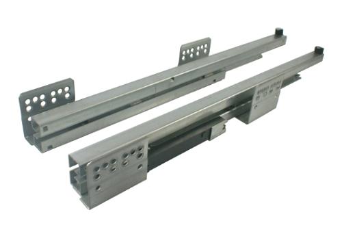 Batista Gomes - COR.179 SPM - Corredi�as ocultas com Soft-Close para gavetas de madeira extrac��o total/ 30Kgs