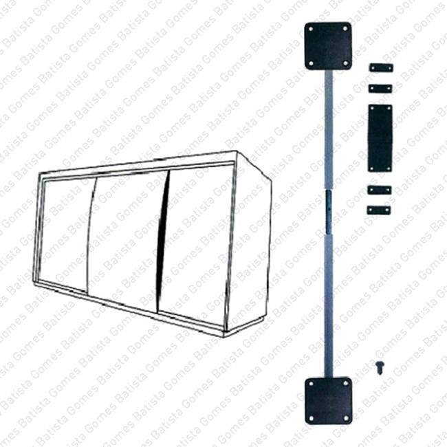 Batista Gomes - EST.109 - Conjunto esticador para portas de armário