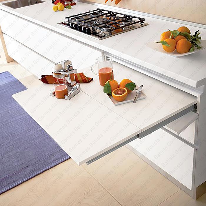 Batista Gomes - COCKTAIL - EC.1151 - Sistema de ferragens para mesas ocultas/extraíveis
