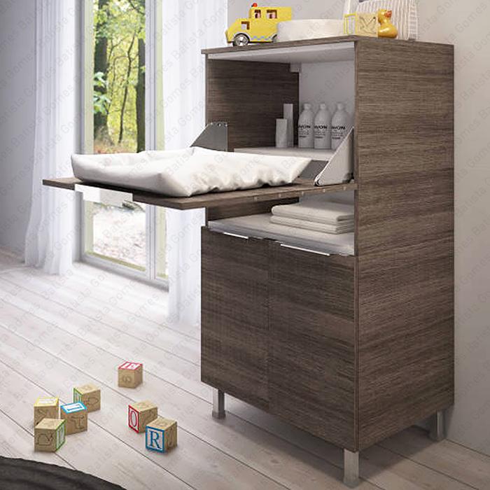Batista Gomes - DESK - EC.1154 - Sistema de ferragens para mesas ocultas/extraíveis